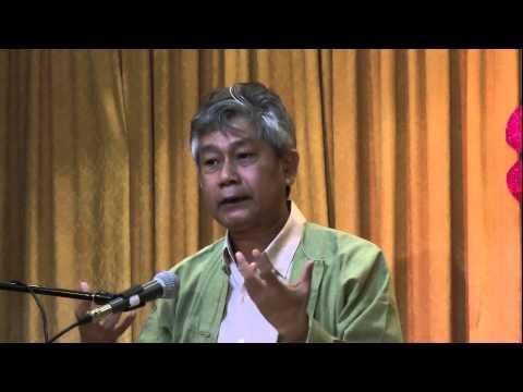 Burmese Literature Talk Show Sydney by Artist Aw Pi Kyal