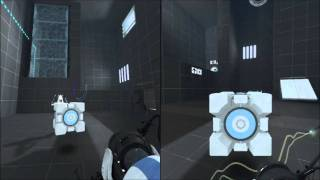 Portal 2: Co-op Walkthrough - Part 3 [1080p HD] (PC/PS3/XBOX 360)