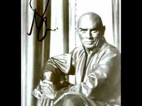 Yul Brynner Russian Musical Tribute