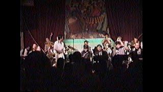 熱帯JAZZ 楽団 1998年 New York の有名ライブハウスS.O.B'SでのLive Nettai Tropical Jazz Big Band 1998 Live at S.O.B's in New York.