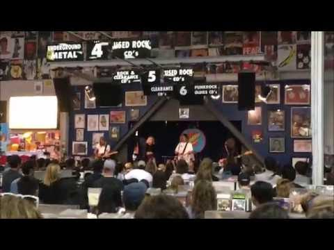 Grouplove - Live at Amoeba Records 9/14/2016