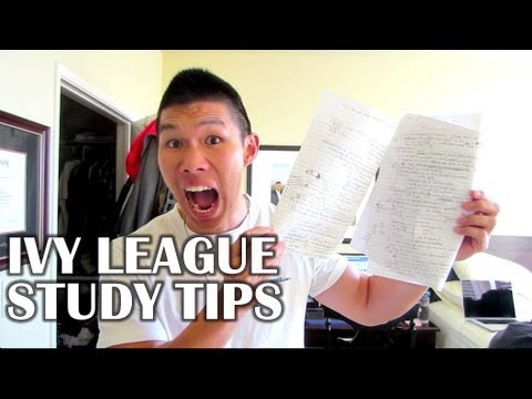 STUDY TIPS FROM AN IVY LEAGUE STUDENT - Life After College Vlog: Ep. 181