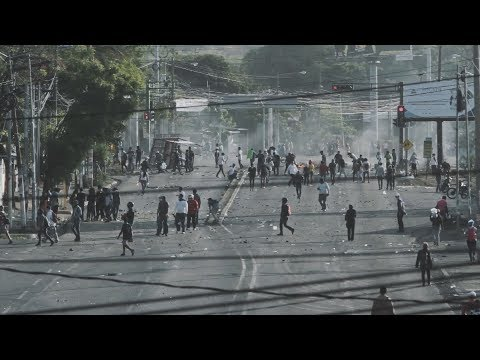 Residents rise up in protest in cash-strapped Nicaragua