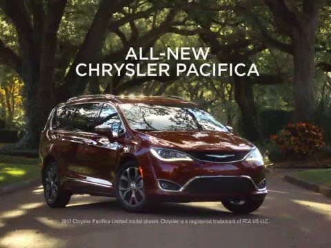The All-New 2017 Chrysler Pacifica | Jim Gaffigan | Good for Your Dad Brand