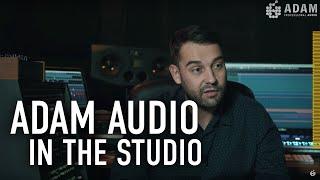 ADAM Audio - In The Studio With Ben Westbeech (Breach)