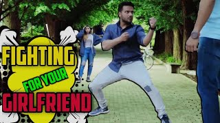 FIGHTING FOR YOUR GIRLFRIEND || Hyderabad Diaries