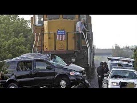 Train Wrecks Dangers In The Railway National TV Documentary
