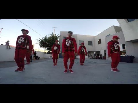 Rodrigo Rojas Choreography - Grupo The Perfect Boys