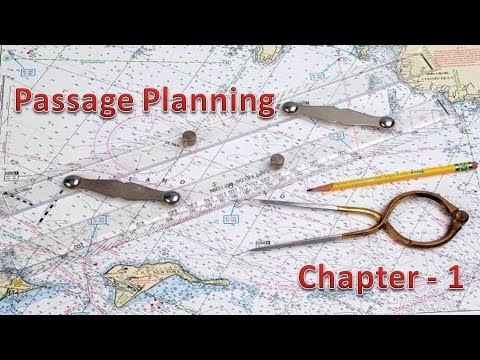 Passage Planning - Introduction - Chapter 1
