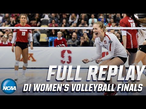 stanford-vs.-wisconsin:-2019-ncaa-women's-volleyball-national-championship-|-full-replay