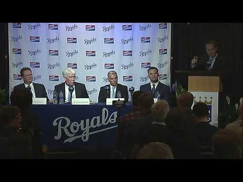 New Royals Ownership Press Conference