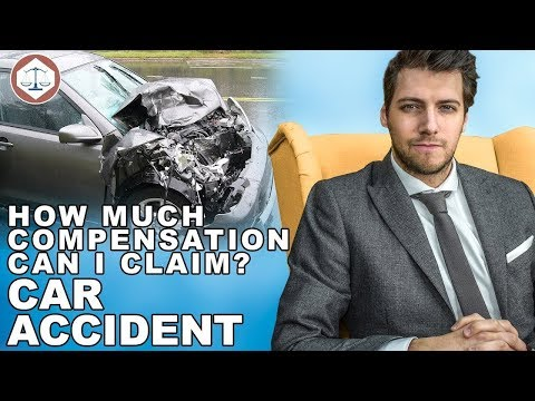 Car Accident Compensation Claims Amounts? ( 2019 ) UK