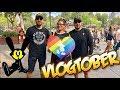 Lemony Oswald shirts | Vlogtober #13