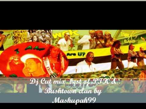 dj cut mix best of partners in kryme & bushtown clan pt2