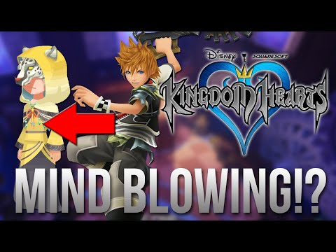THIS KINGDOM HEARTS THEORY MIGHT BLOW YOUR MIND!