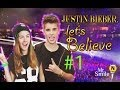 Nika Nova  about JUSTIN BIEBER. Let's Believe ! . #1
