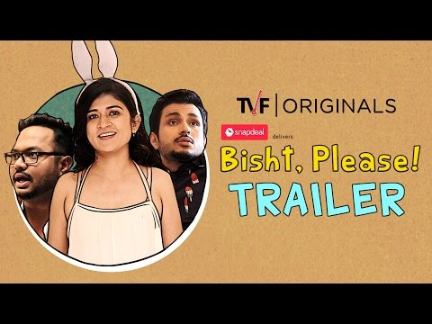 TVF's Bisht, Please! | Official Trailer | Starts 18th March only on TVFPlay (App/Website)
