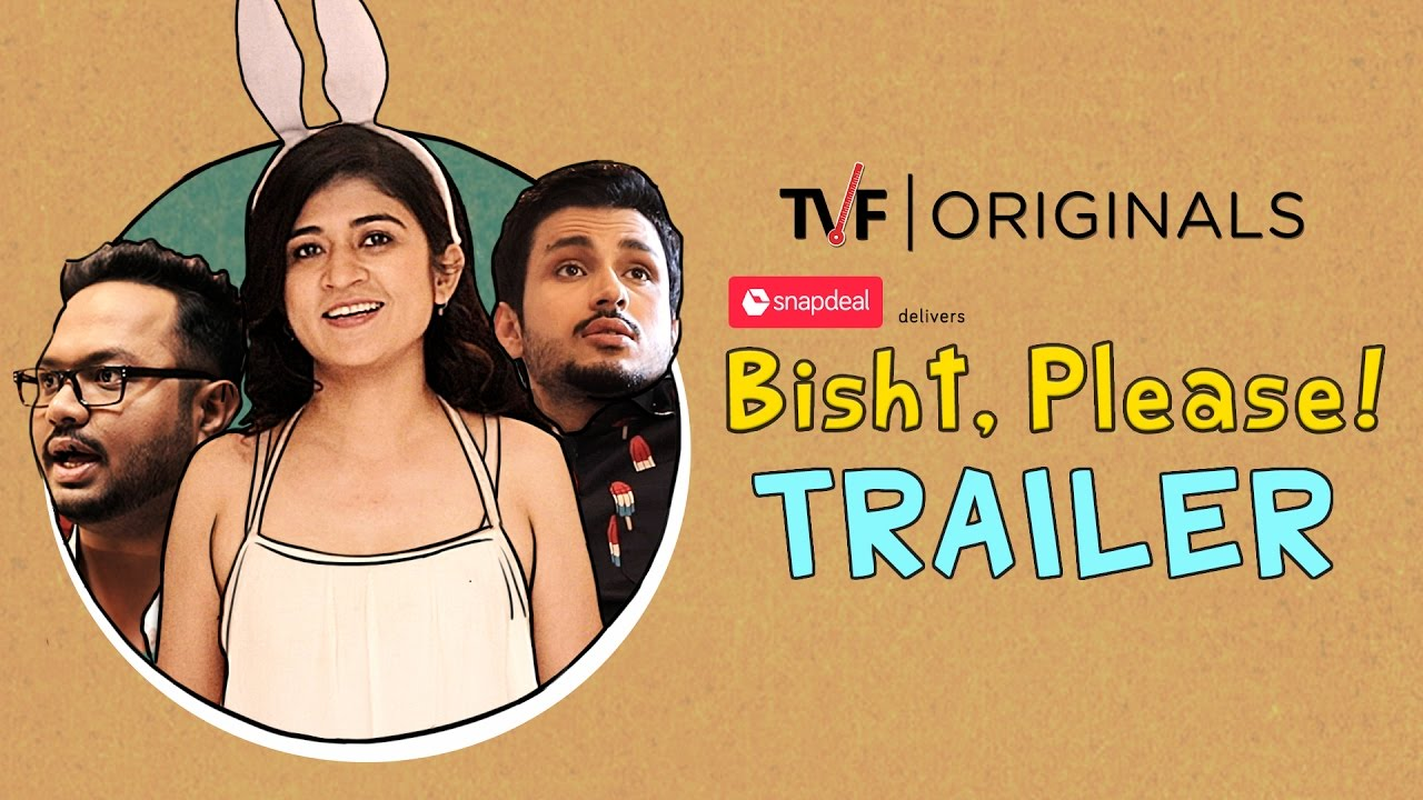 TVF's Bisht, Please! | Official Trailer | Binge Watch Full Season now on TVFPlay (App/Website)