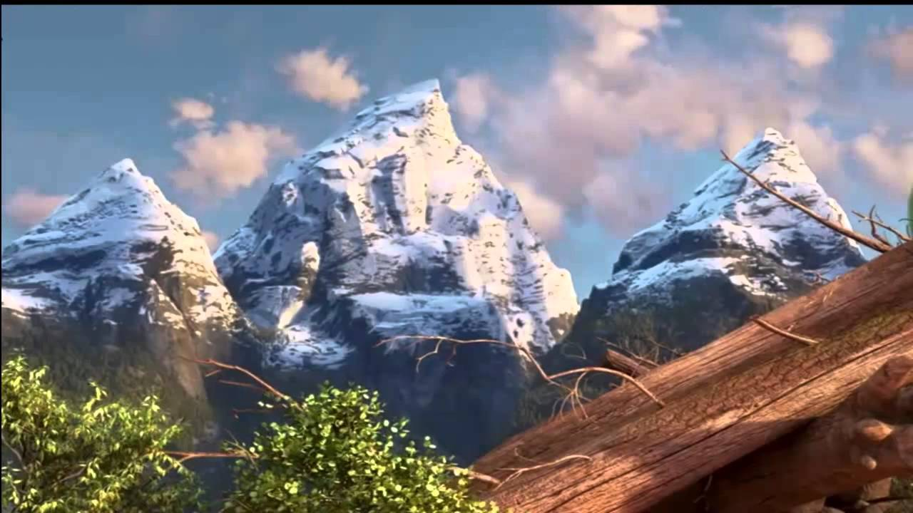 the good dinosaur that 39 s clawtooth mountain youtube. Black Bedroom Furniture Sets. Home Design Ideas