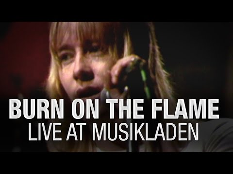 "Sweet - ""Burn On The Flame"" Live in Musikladen, 11.11.1974 (OFFICIAL)"