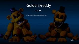 FIVE NIGHTS AT FREDDY'S WORLD 3D LOADING SCREENS PROMOTION