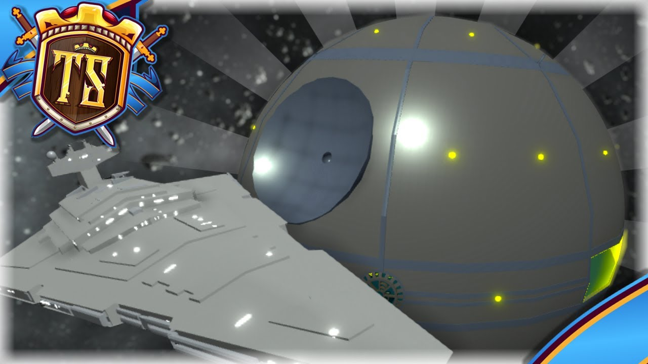 Roblox Death Star Tycoon By Huntergaming