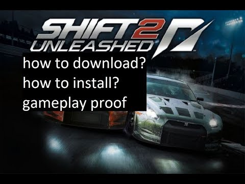 Need For Speed Shift 2 Free Download For PC Full Version With 100% Working Link