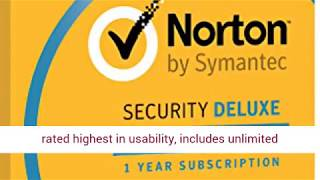 Norton Security Deluxe – 3 Devices – 1 Year Subscription – Instant Download - 2019 Ready review