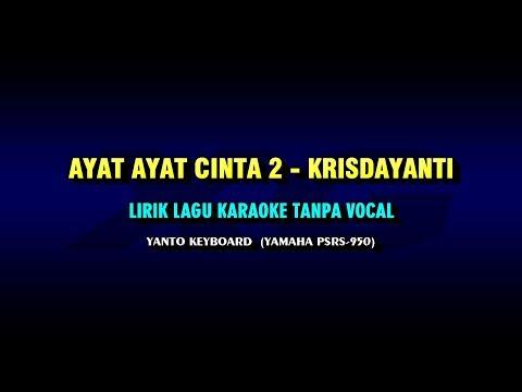 krisdayanti-ayat-ayat-cinta-2-official-music-karaoke-tanpa-vokal-video