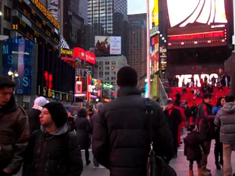 Jeremy Penn And Takeya Foster- Time Square