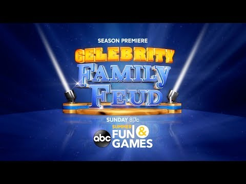 Steve Harvey Morning Show - 'Celebrity Family Feud' Is Back!