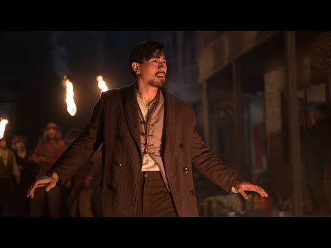 The Jade Pendant 1871 唐人街 Theatrical  2017  Godfrey Gao 高以翔 Clara 克拉拉 Movie