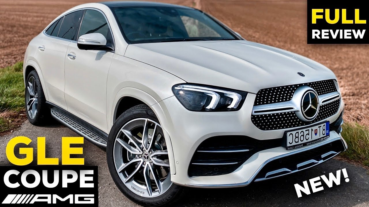 2020 MERCEDES GLE Coupe AMG Line NEW Full Drive Review 4MATIC MBUX