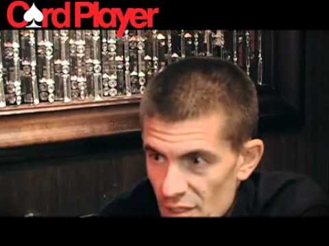 Poker Strategy -- Gus Hansen On Heads-Up No-Limit Hold'Em