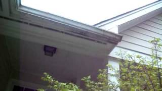 Rotten trim and siding at home in Chapel Hill