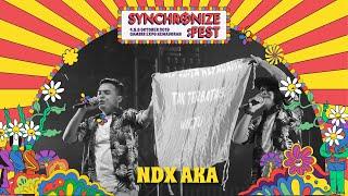 NDX AKA LIVE @ Synchronize Fest 2019