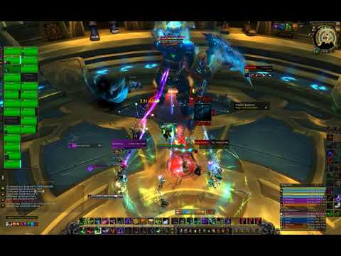 Heroic Argus the Unmaker - Antorus, the Burning Throne - DH Pov First Kill