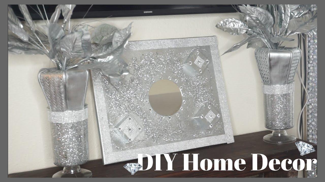 Diy Bling Home Decor