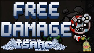 Free Damage - The Binding of Isaac: Rebirth - Ep. 29