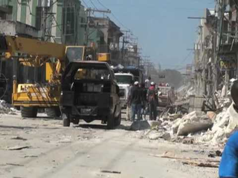 The Forgotten Haitian City of Cite Soleil
