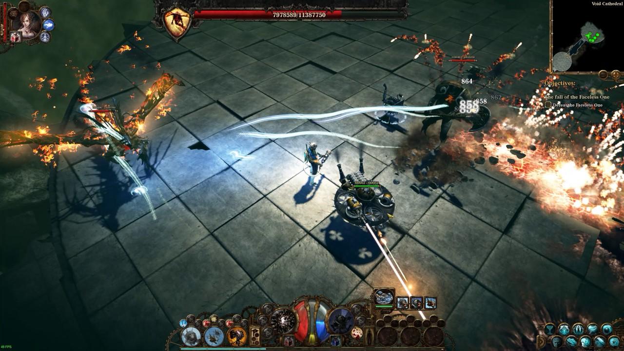 Adventures Of Van Helsing Final Cut van helsing: fc (fearless, constructor) - final battle