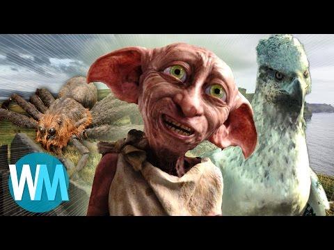 Top 10 Fantastic Harry Potter Creatures
