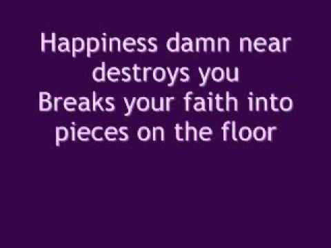 Happiness -The Fray LYRICS