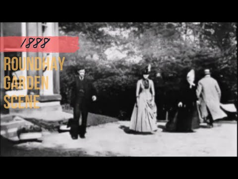 The Oldest Video Ever Recorded (Roundhay Garden Scene)