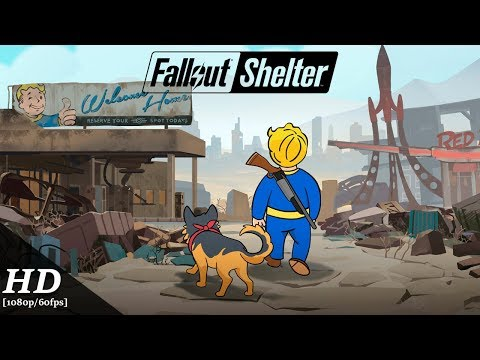 Fallout Shelter: Online Android Gameplay [1080p/60fps]