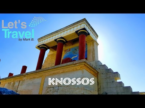 Knossos - Crete (Greece / Griechenland) | Let's Travel
