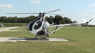 Student Pilot gets into Ground Resonance when Picking Up to Hover during First Solo Flight