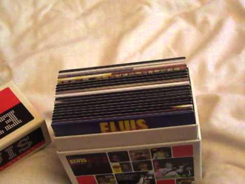 ELVIS:20 CD BOX SET 1956-1977.