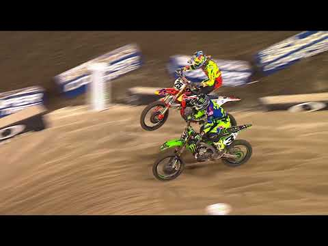 Supercross 450 Main Event Tampa Round 8 2018