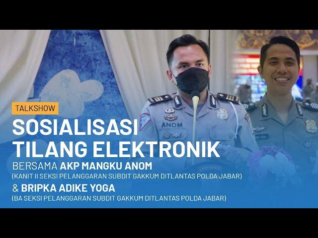 Bincang Santai: Sosialisasi Tilang Elektronik (ETLE) Bersama Ditlantas Polda Jabar